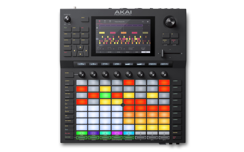Akai(アカイ) / FORCE - スタンドアローン音楽制作システム -