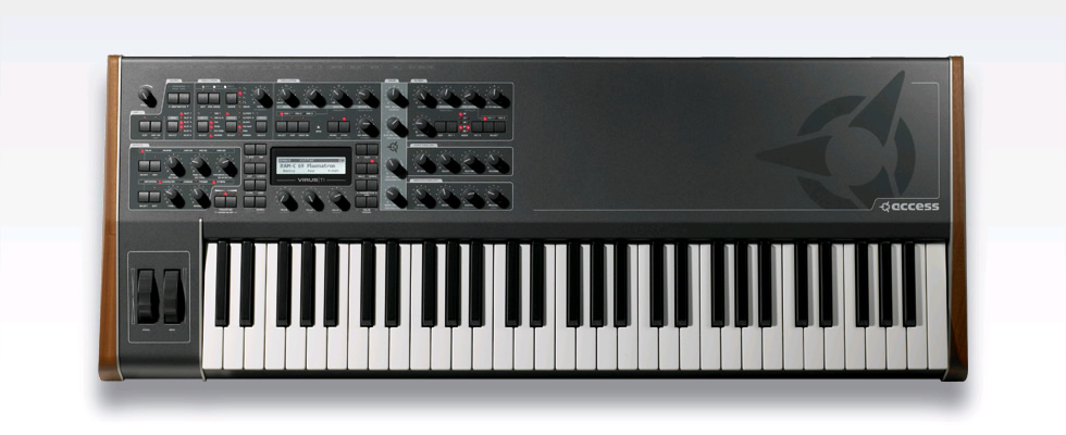 ACCESS VIRUS TI2 KEYBOARD シンセサイザー