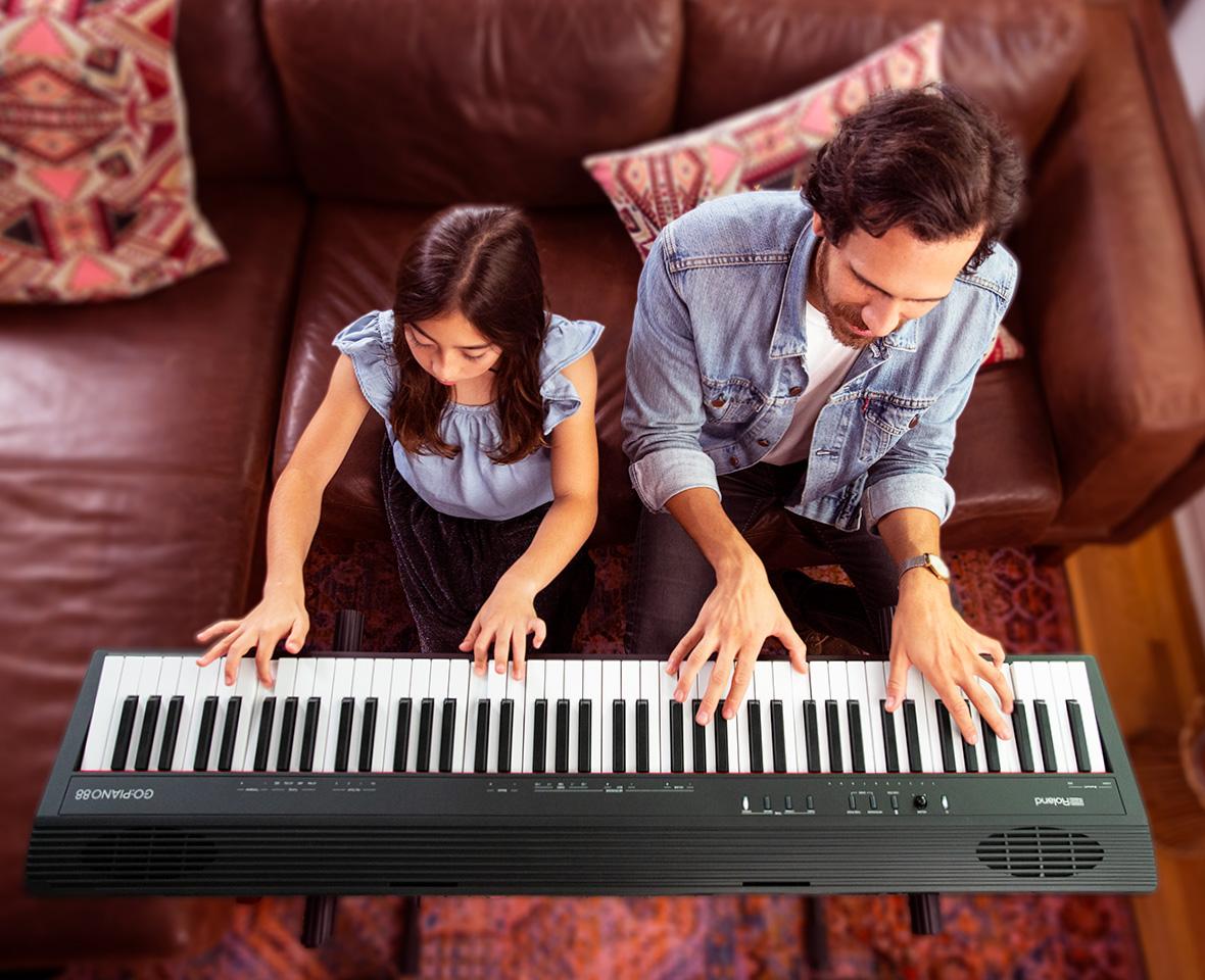 Roland ローランド GO:PIANO88 ツインピアノ