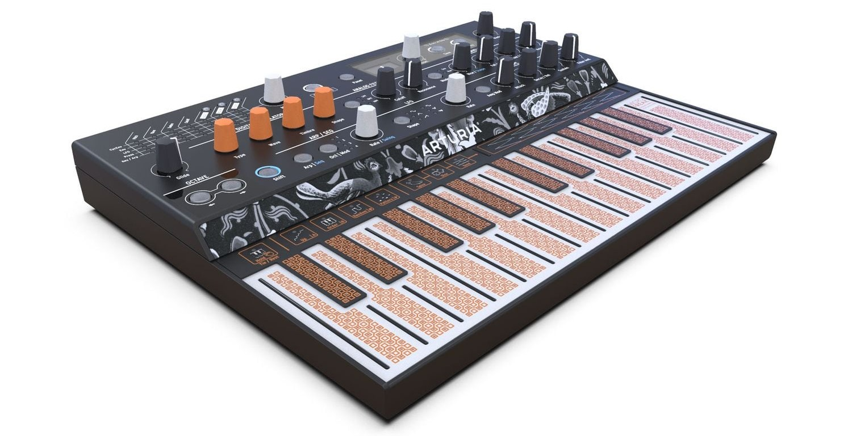 NAMM2019 Arturia アートリア MicroFreak 鍵盤