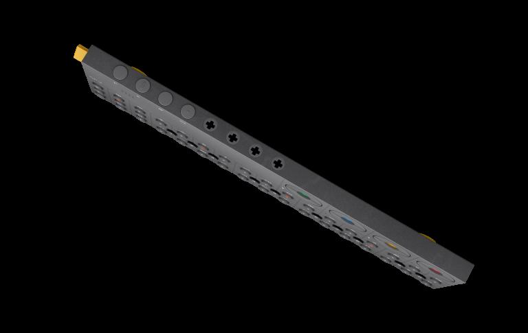 Teenage Engineering OP-Z 加速度センサー