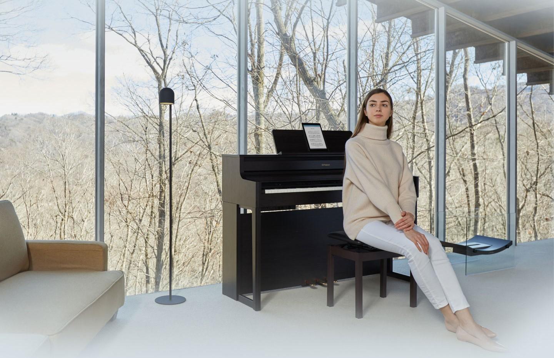 Roland デジタルピアノ HP700
