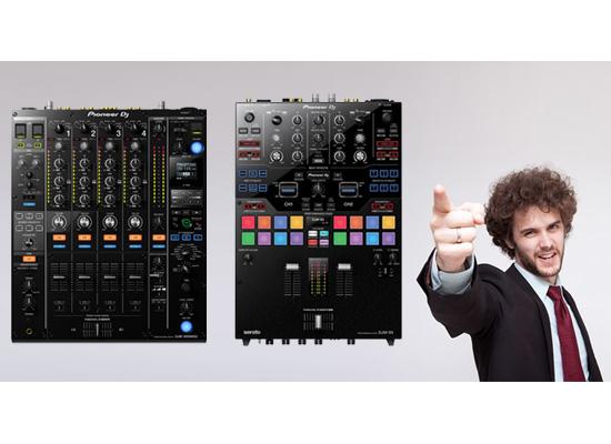 Serato Rane DJ Club Kit DVS-DJ-Mixer Allen/&Heath, Pioneer | NEU DJ f