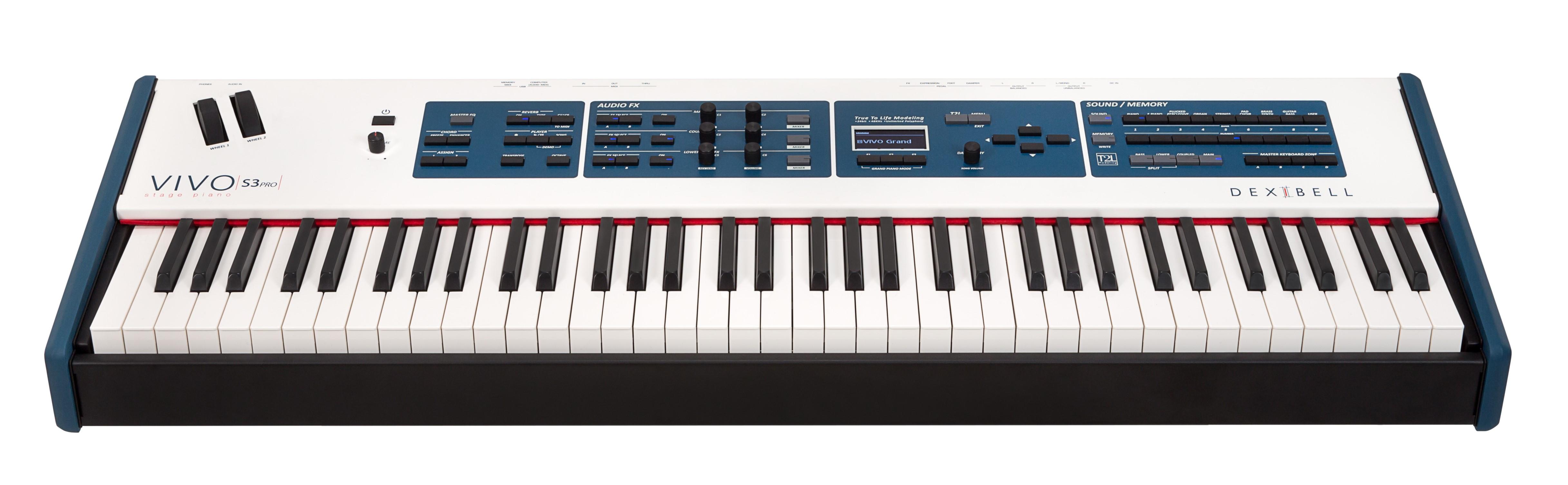 VIVO S3 Pro (73鍵)