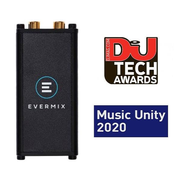 EVERMIX / EvermixBox4 レコーダー / インターフェース 【日本語サポート付き】 【日本正規代理店品】(※プルダウンからケーブルの種類をお選びください。)