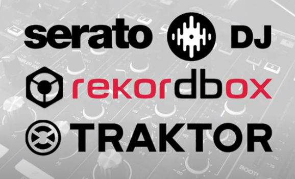 seratoDJ rekordbox TRAKTOR