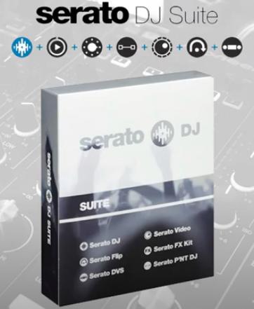 serato DJ suite